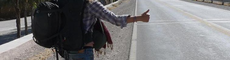 hitchhiking argentina